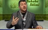 Sahabede Var Olan Saf Kur'an Kültürü (B)
