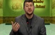 Sahabede Var Olan Saf Kur'an Kültürü (A)