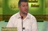 Sahabenin Kur'an'a Olan Teslimiyetleri (A)