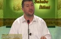 Sahabenin Kur'an'a Olan Teslimiyetleri (B)