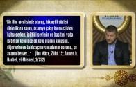 Akraba İle Münasebette Peygamber Örnekliği