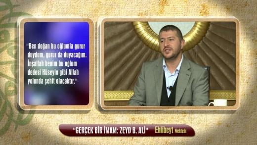 Gerçek Bir İmam; Zeyd B. Ali