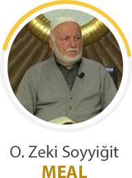 Osman Zeki Soyyiğit - Meal