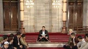 Nübüvvet Öncesi Hayat, İlk Vahyin Şoku (a)
