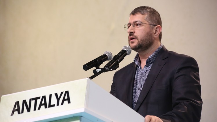 Muhammed Emin Yıldırım Diriliş Buluşmaları Antalya Konuşması