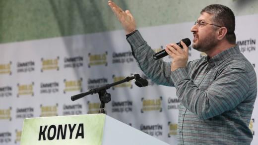 Muhammed Emin Yıldırım Diriliş Buluşmaları Konya Konuşması