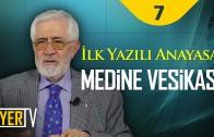 İlk Yazılı Anayasa: Medine Vesikası | Prof. Dr. Servet Armağan