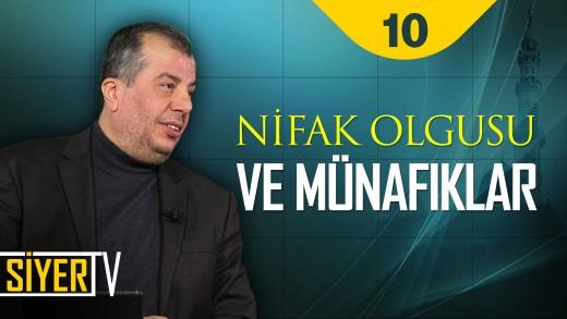 Nifak Olgusu ve Münafıklar | Prof. Dr. Adnan Demircan