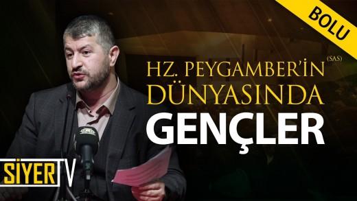 Hz. Peygamber'in (sas) Dünyasında Gençler | Abant İzzet Baysal Üniversitesi