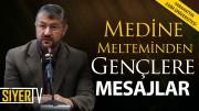 Medine Melteminden Gençlere Mesajlar | Sabahattin Zaim Üniversitesi