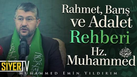 Rahmet, Barış ve Adalet Rehberi Hz. Muhammed (sas) | Şanlıurfa / Siverek