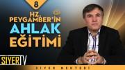 Hz. Peygamber'in (sas) Ahlak Eğitimi   Prof. Dr. Ejder Okumuş