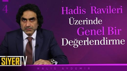 Hadis Ravileri Üzerinde Genel Bir Değerlendirme   Prof. Dr. Halis Aydemir