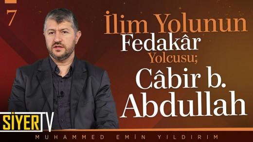 İlim Yolunun Fedakâr Yolcusu; Câbir b. Abdullah