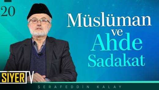 Müslüman ve Ahde Sadakat