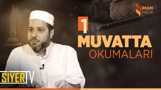Muvatta Okumaları-1 | Üstad Muhammed Berakat