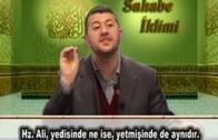 2- Sahabe'nin Rüyası Şehadet (B)