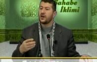 55- Sahabenin Kur'an Anlayışında Güvenin Yeri (B)