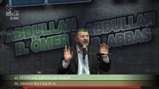 Abdullah B. Cahş (r.a) ve Şehadet