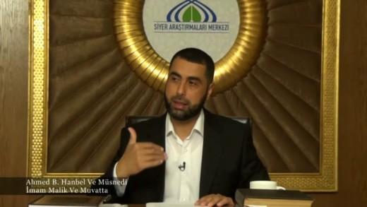 Ahmet Bin Hanbel ve Müsnedi / İmam Malik ve Muvatta