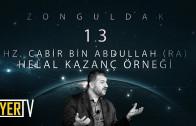 Zonguldak / Helal Kazanç Örneği: Hz. Cabir Bin Abdullah