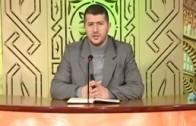 11- Peygamberi Bir Duruş İsar (a)