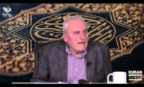 Fıkhın Ana Kaynağı Olarak Kurân   Prof. Dr. Hamdi Döndüren