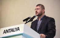 Muhammed Emin Yıldırım Diriliş Buluşmaları Antalya