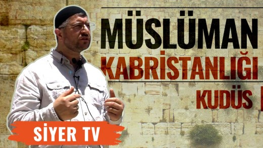 Müslüman Kabristanlığı   Kudüs