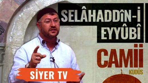 Selâhaddîn-i Eyyubî Camii   Kudüs