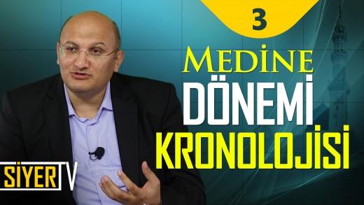 Medine Dönemi Kronolojisi | Mehmet Apaydın