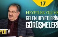 Heyetler Yılı ve Gelen Heyetlerin Görüşmeleri | Prof. Dr. Mustafa Fayda