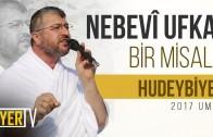 Nebevî Ufka Bir Misal: Hudeybiye