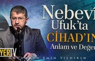 Nebevî Ufuk'ta Cihad'ın Anlam ve Değeri | Bursa Uludağ Üniversitesi