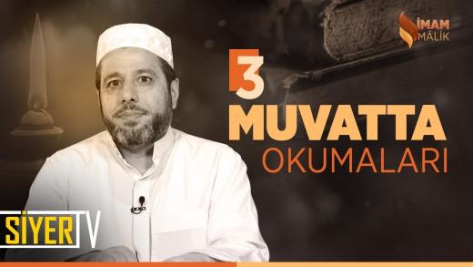 Muvatta Okumaları-3 | Üstad Muhammed Berekat