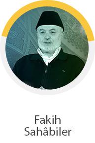 Fakih Sahabiler