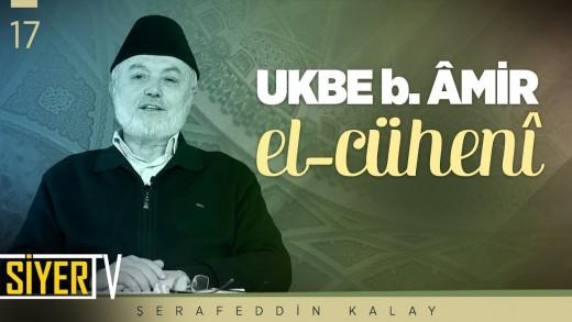 Ukbe b. Âmir el-Cühenî (ra)