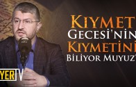 Müminliğin Şiarı: Mehafetullah, Allah Korkusu / Kadir Gecesi H.1435 – M. 2014