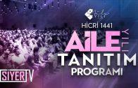 Hicri 1441 Aile Yılı Tanıtım Programı