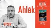 Ahlâk – Nurettin Topçu (Kitap Müzakeresi) | Muhammed Ali Alioğlu