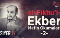 Sîret-i İbn Hişâm Okumaları-9 | Üstad Mucîr El-Hatib