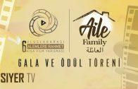 6. Uluslararası Alemlere Rahmet Kısa Film Yarışması Gala ve Ödül Töreni