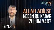 Allah Adilse Neden Bu Kadar Zulüm Var? | Muhammed Emin Yıldırım