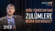 Doğu Türkistan'daki Zulümlere Neden Duyarsızız?   Muhammed Emin Yıldırım