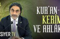 Kuran-ı Kerim ve Ahlak   Prof. Dr. Halis Aydemir