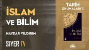 İslam ve Bilim (Ahmad Dallal) – Kitap Müzakaresi   Haydar Yıldırım