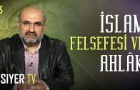 İslam Felsefesi ve Ahlâk, Modern Dünya ve Değerlerimiz   Prof. Dr. Bayram Ali Çetinkaya