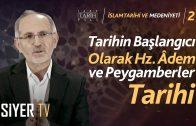 İnsaniyet ve Nübüvvet İlişkisi   Prof. Dr. Mustafa Fayda
